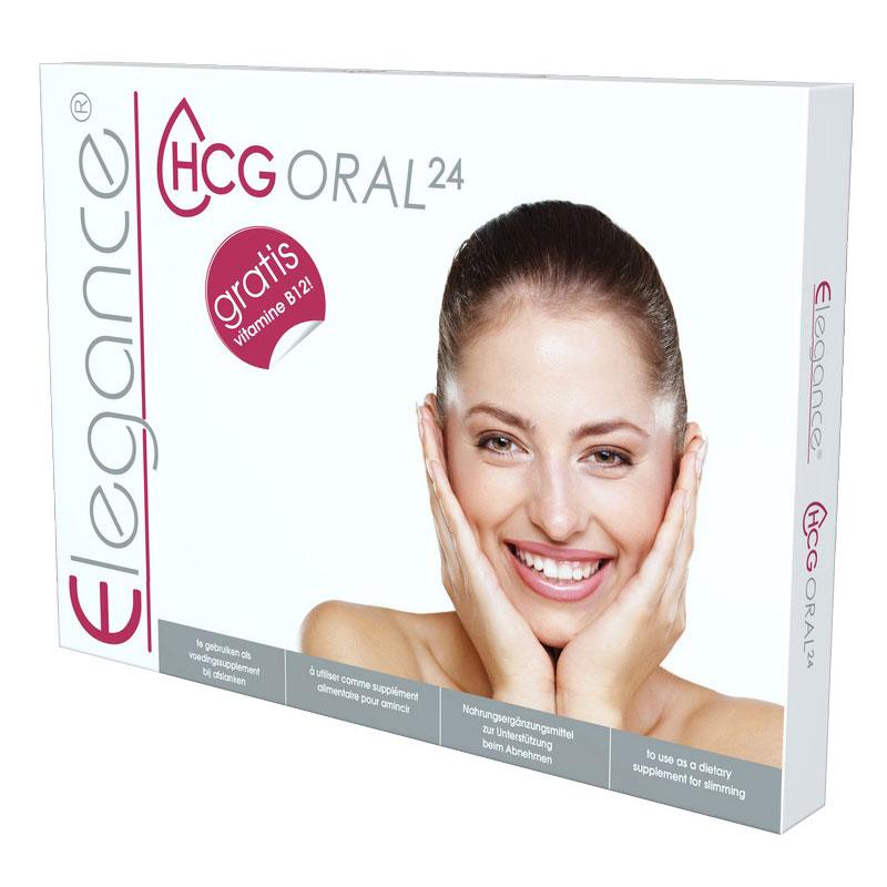 Elegance HCG Oral24
